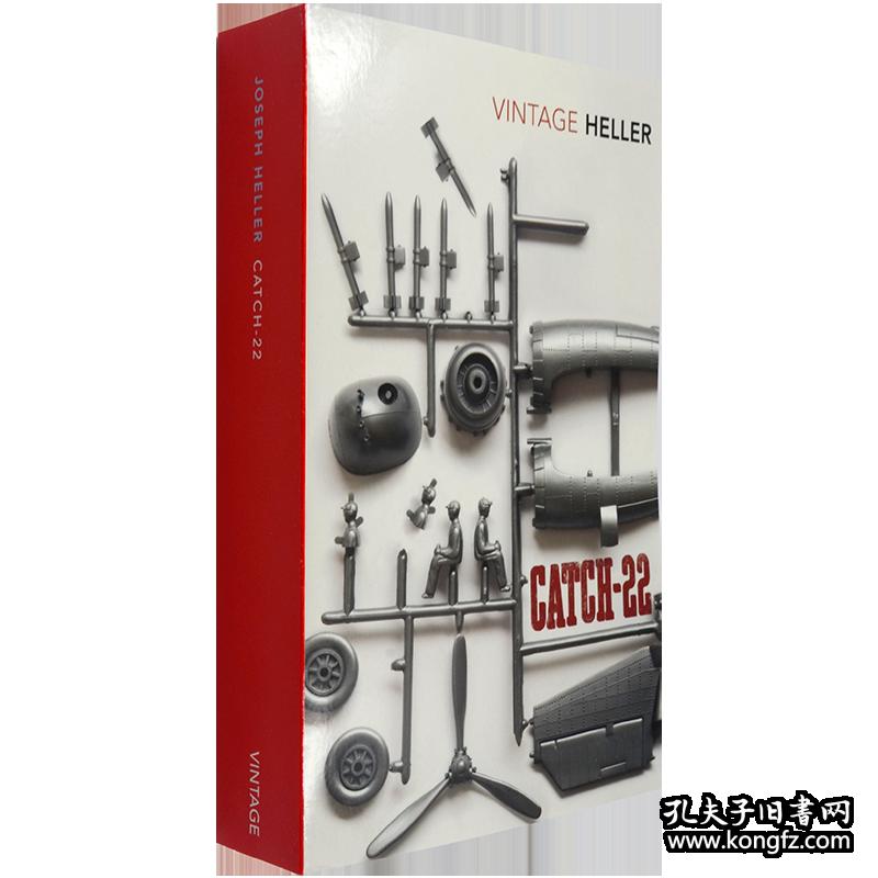 全新现货英文原版Catch-22第二十二条军规 约瑟夫海勒经典小说