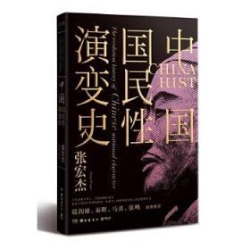 中国国民性演变史 彩插升级版 张宏杰探讨中国国民性格的演变历程 中国通史现当代通史历史知识 解读中国人的过去和未来 新华正版
