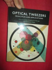 Optical Tweezers: Principles and Applications      (16开,硬精装)    【详见图】