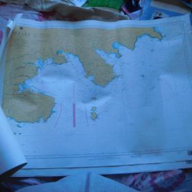 航海图--中国、黄海、辽东半岛------大连港及附近(1100*800)