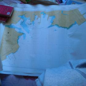 航海图--中国、黄海、大连港---柳树屯区(1100*800)