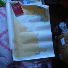 航海图--中国、黄海、大连港---鲇鱼湾港区及大窑湾港区(1100*800)
