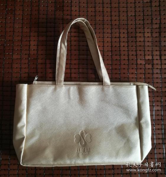 全新叶草牌女式手提包
