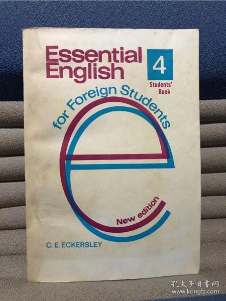 Essential English 4