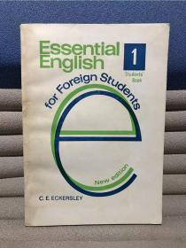 Essential English 1