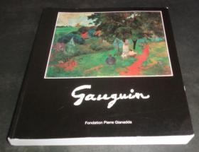 2手法文 Paul Gauguin 高更画册 sed62