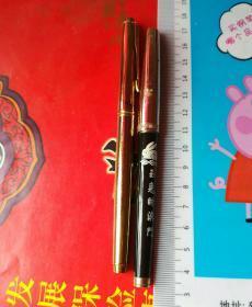 金义钢笔2支(统走)