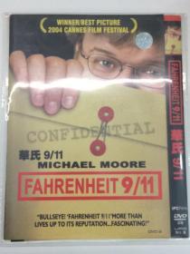 《华氏911》DVD9(迈克尔摩尔)