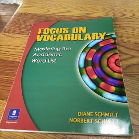 Focus on Vocabulary:Mastering the Academic Word List