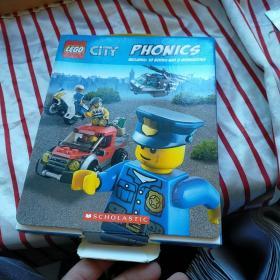Phonics Boxed Set (Lego City)12本合售