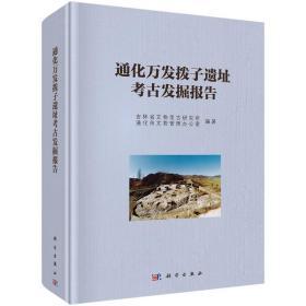 通化万发拨子遗址考古发掘报告