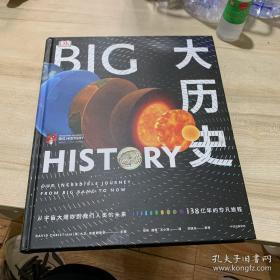 DK大历史:从宇宙大爆炸到我们人类的未来,138亿年的非凡旅程