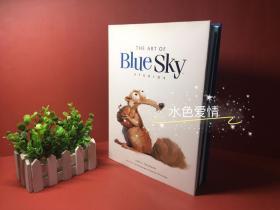 预售绝版蓝天工作室艺术画集the art of blue sky studios