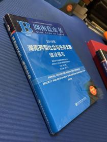 湖南蓝皮书:2019年湖南两型社会与生态文明建设报告