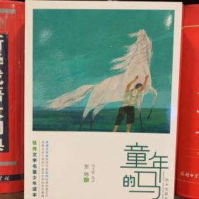 张炜文学名篇少年读本——童年的马