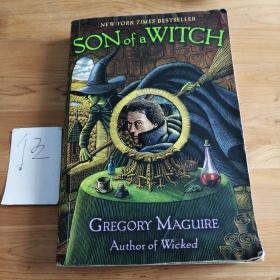 Son of a Witch:A Novel