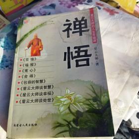 禅悟:星云大师的人生幸福课576页。16开