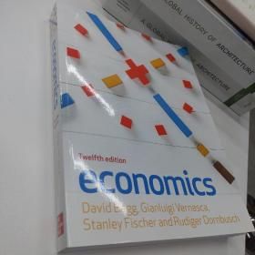 Economics by David Begg 正版英文  12E 现货 经济学