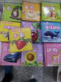 我的第一套立体书:水果