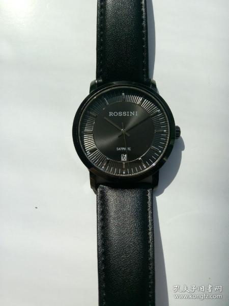 保证罗西尼手表男表
