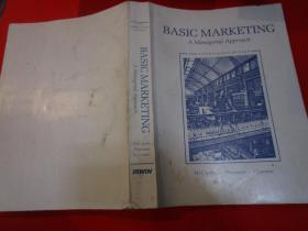 BASIC MARKETING/A Managerial Approach/McCarthy Perreault Quester/IRWIN/768 Pages /2nd AUSTRALASIAN EDITION
