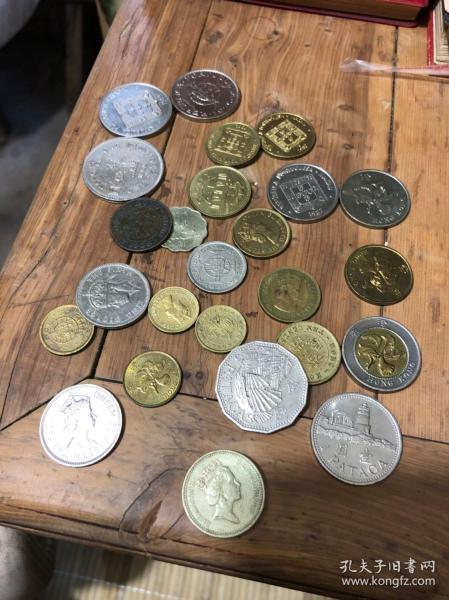 老港币,硬币一批