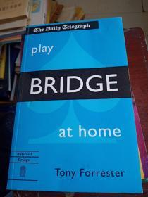 PLAY BRIDGE AT HOME英文桥牌书