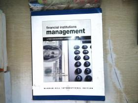 Financial Institutions Management: A Risk Management Approach