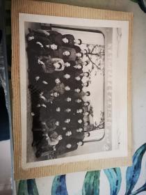1982年铜陵有色修运部先进个人合影