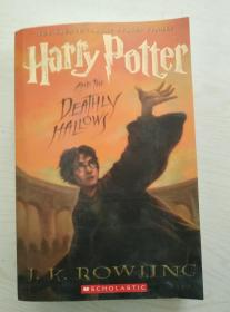 Harry Potter and the Deathly Hallows  哈利·波特与死亡圣器 英文原版