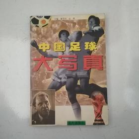 中国足球大写真
