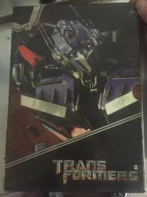 变形金刚之堕落金刚的复仇  ransformers: Revenge of the Fallen Movie Graphic Novel Collection, Volume 2   内有三册