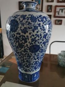 景德镇瓷19—梅瓶