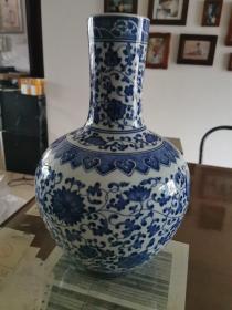 景德镇瓷20—天球瓶