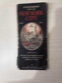 NEWYORKCITY CITY【外国地图,1942年,790mmX420mm】