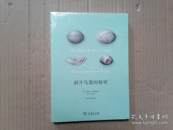 剥开鸟蛋的秘密(自然文库)