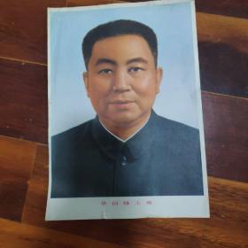 华国锋画像