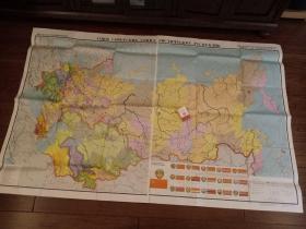 苏联地图1988