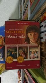 A Samantha Mystery (American Girl Mysteries).全三册. ---[ID:303458][%#345I7%#]