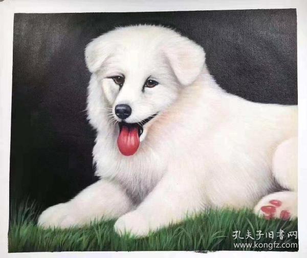 张嘉应精品50x60油画,原价680元,国庆特价1