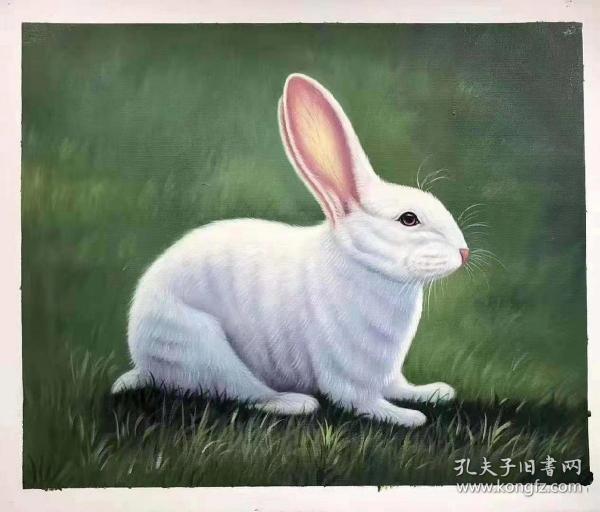 张嘉应精品50x60油画,原价680元,国庆特价4