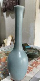 宋汝窑 艺术品 陶瓷 收藏品 古董 古玩宋,汝窑,高一十九公分,底径,三点二。