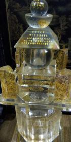 古玩 民间收藏 瓷器  水晶塔 艺术品 收藏品