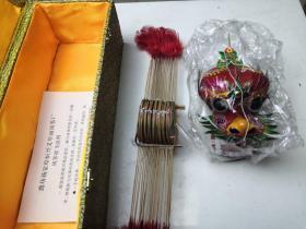 潍坊风筝 精品龙风筝 龙头蜈蚣风筝 传统立体风筝 观赏礼品礼盒  没犄角?