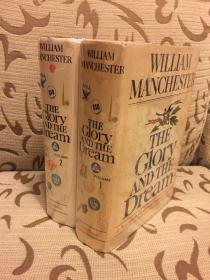 The glory and the dream A narrative history of America 1932-1972 by William Manchester 威廉·曼彻斯特 《光荣与梦想》