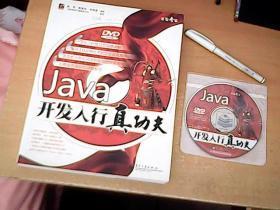 JaVa开发入行真功夫  带光盘  品佳  【西厨1】