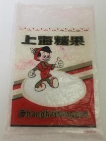 早期马戏图案上海糖果塑料袋