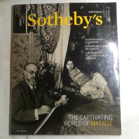 Sothebys 2015苏富比(1-2月)