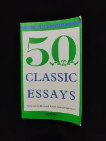 50 classic essays 经典随笔50首