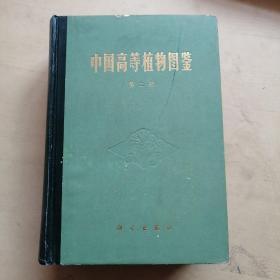 中国高等植物图鉴第2册